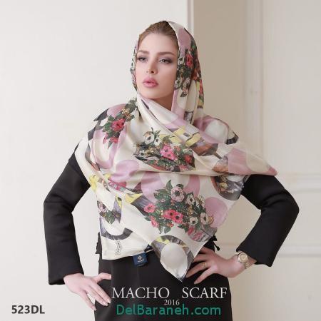 شال و روسری (7)