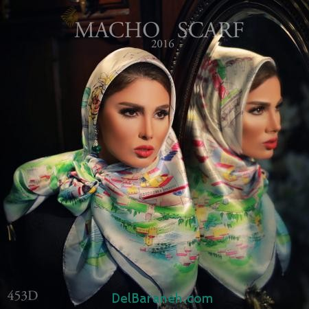 شال و روسری (9)