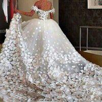 شیک ترین لباس عروس های مد سال ۹۶