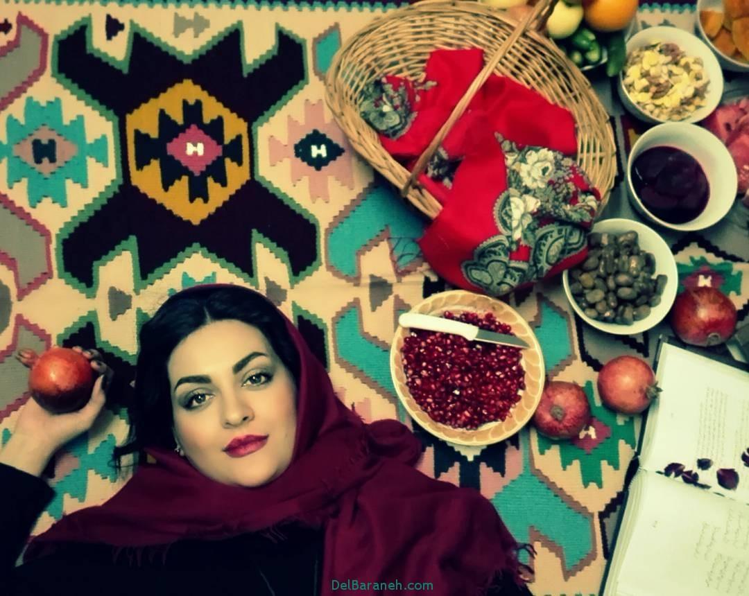 عکس های اینستاگرام لیلا ایرانی (1)