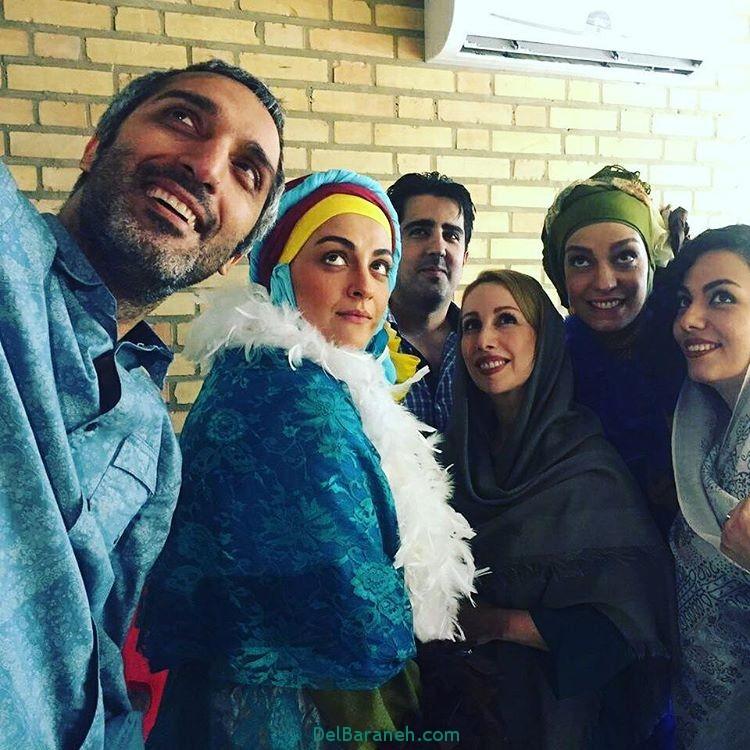 عکس های اینستاگرام لیلا ایرانی (15)