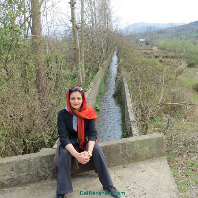 عکس های اینستاگرام لیلا ایرانی (4)