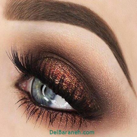 مدل ارایش چشم