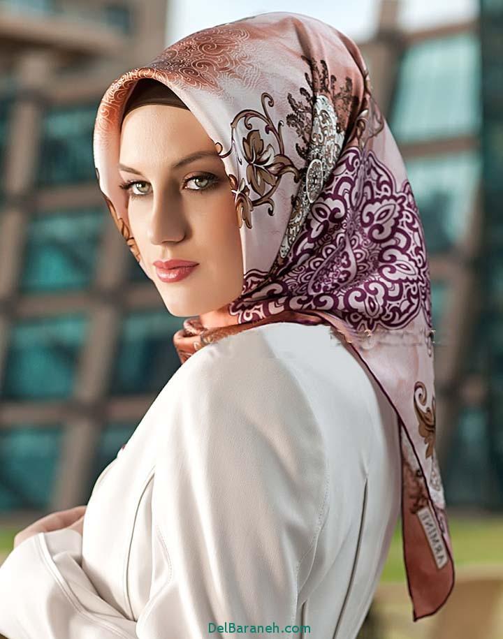 مدل روسری (13)
