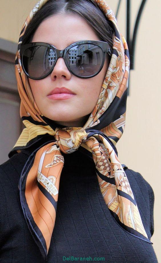 مدل روسری (15)