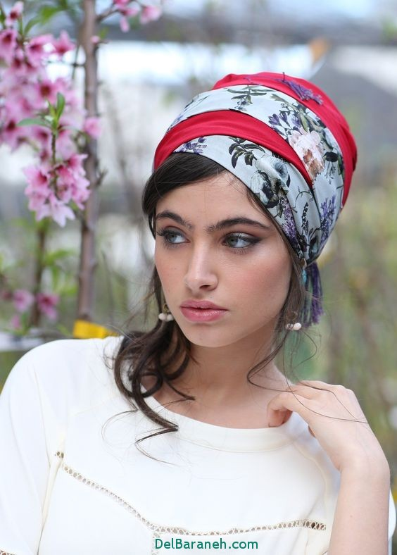 مدل روسری (17)