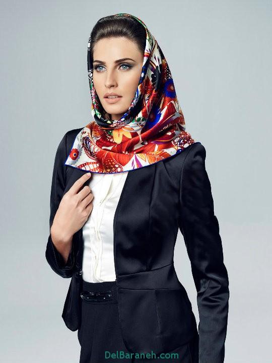 مدل روسری (18)
