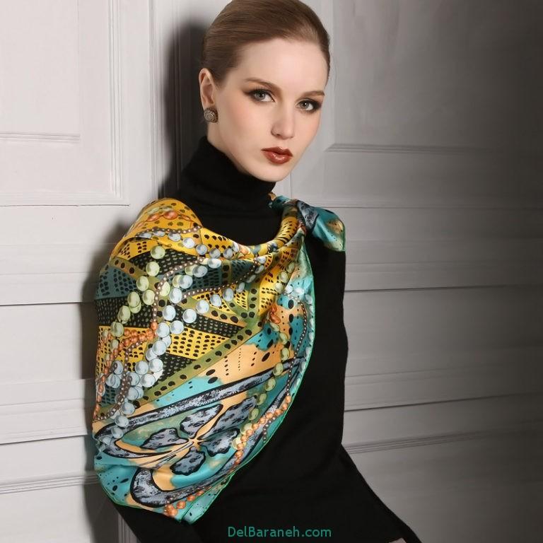 مدل روسری (19)