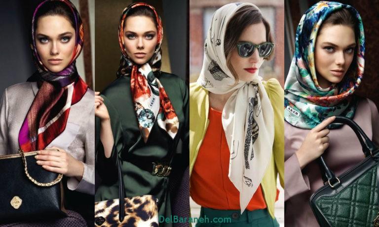 مدل روسری (8)