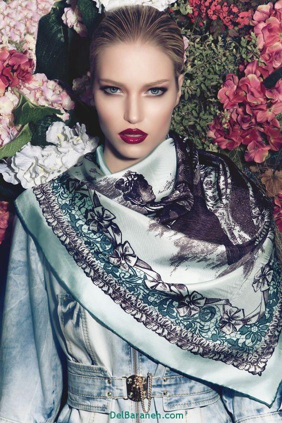مدل روسری (9)