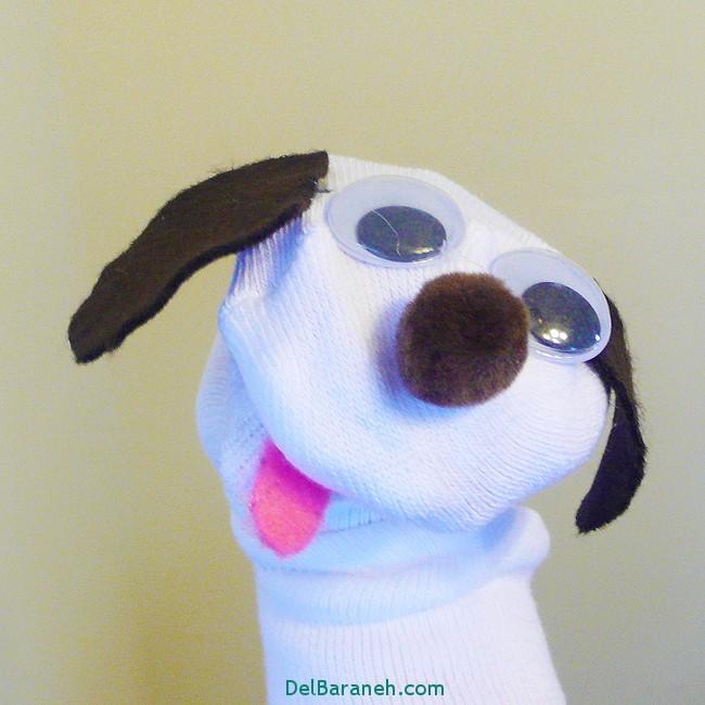 مدل عروسک جورابی (6)
