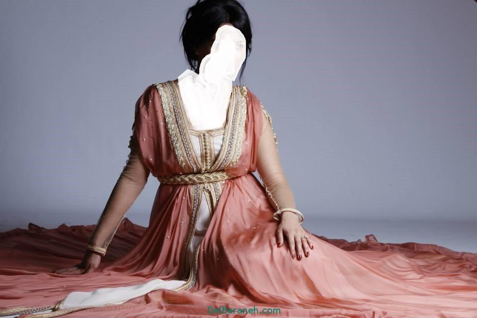 مدل لباس مجلسی زنانه مغربی (10)