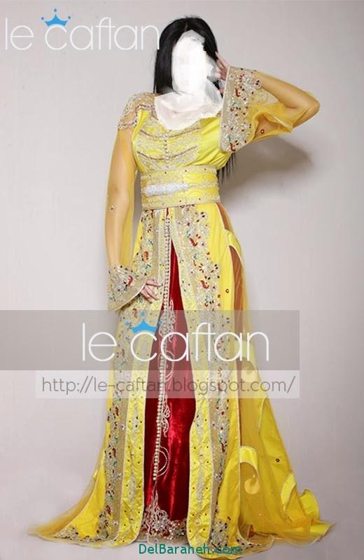 مدل لباس مجلسی زنانه مغربی (12)