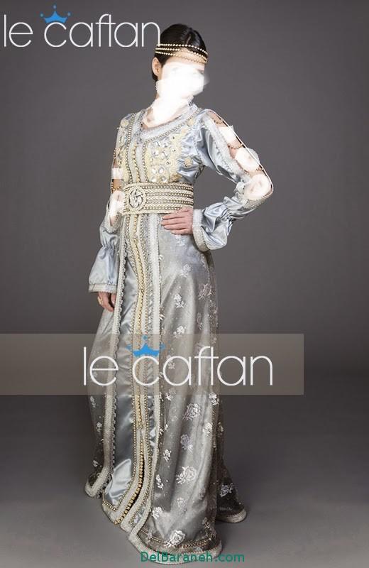 مدل لباس مجلسی زنانه مغربی (15)