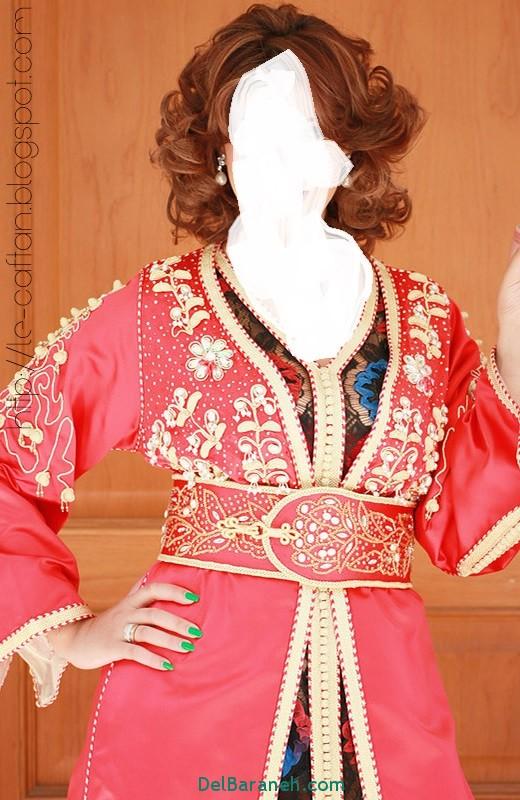 مدل لباس مجلسی زنانه مغربی (17)