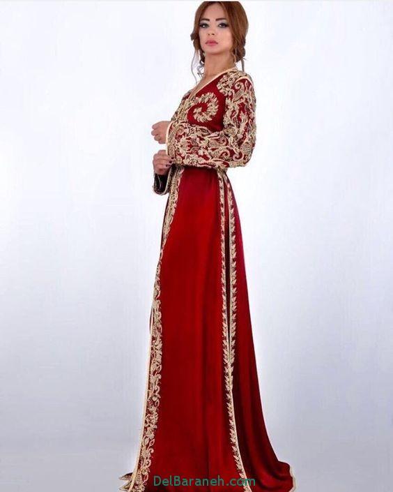 مدل لباس مجلسی زنانه مغربی (21)