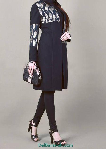 مدل مانتو جلوباز دخترانه (1)