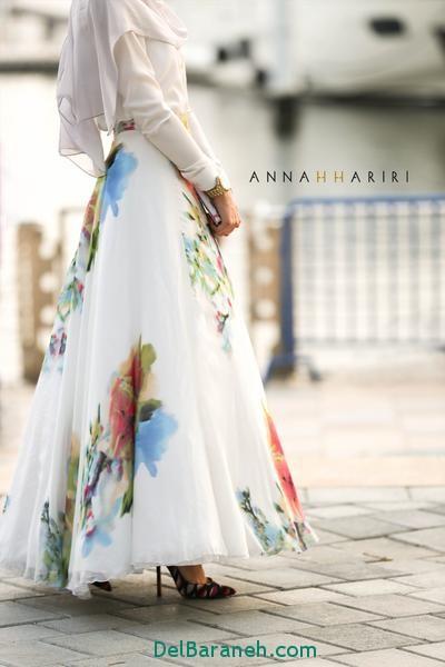 مدل مانتو زنانه بلند عربی (1)