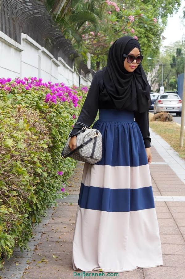 مدل مانتو زنانه بلند عربی (12)