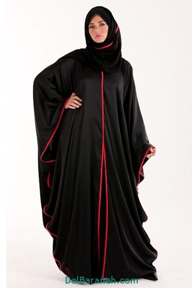 مدل مانتو زنانه بلند عربی (23)