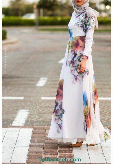 مدل مانتو زنانه بلند عربی (24)