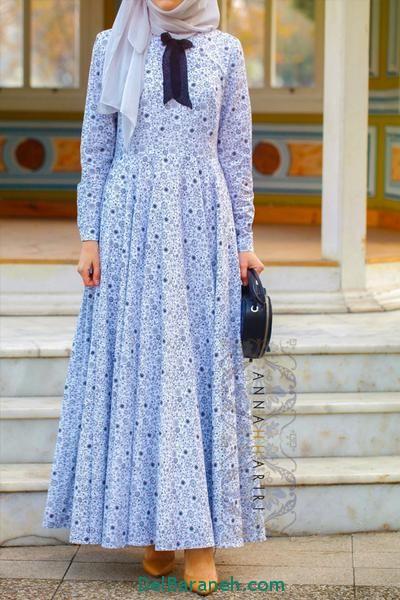 مدل مانتو زنانه بلند عربی (25)