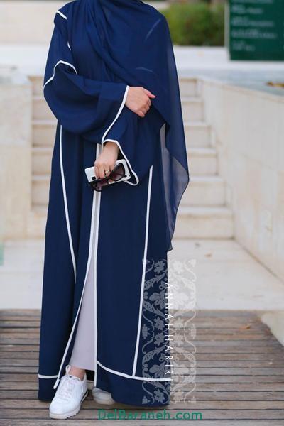 مدل مانتو لبنانی (12)