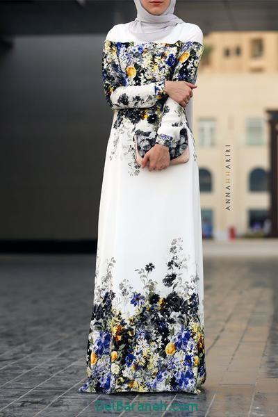مدل مانتو لبنانی (2)