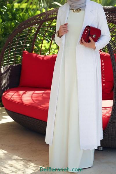 مدل مانتو لبنانی (4)