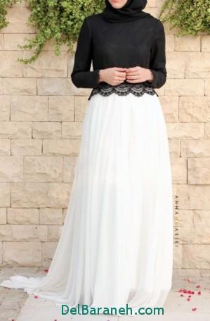 مدل مانتو لبنانی (6)