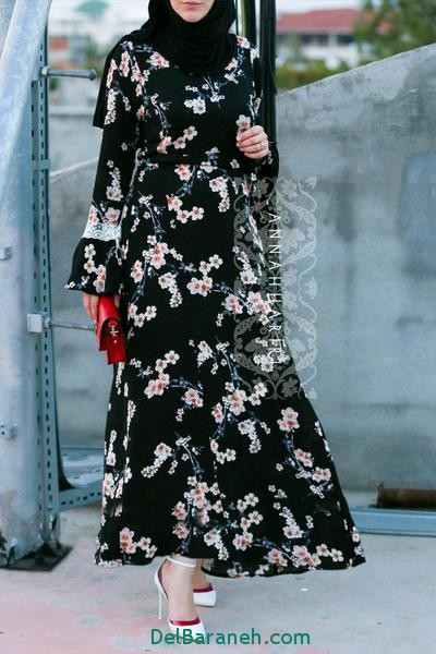 مدل مانتو لبنانی (7)