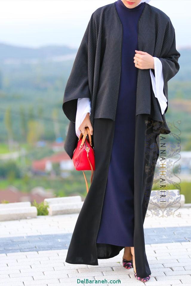 مدل مانتو لبنانی (9)