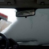 ترفندی برای گرم شدن ماشین در فصل زمستان