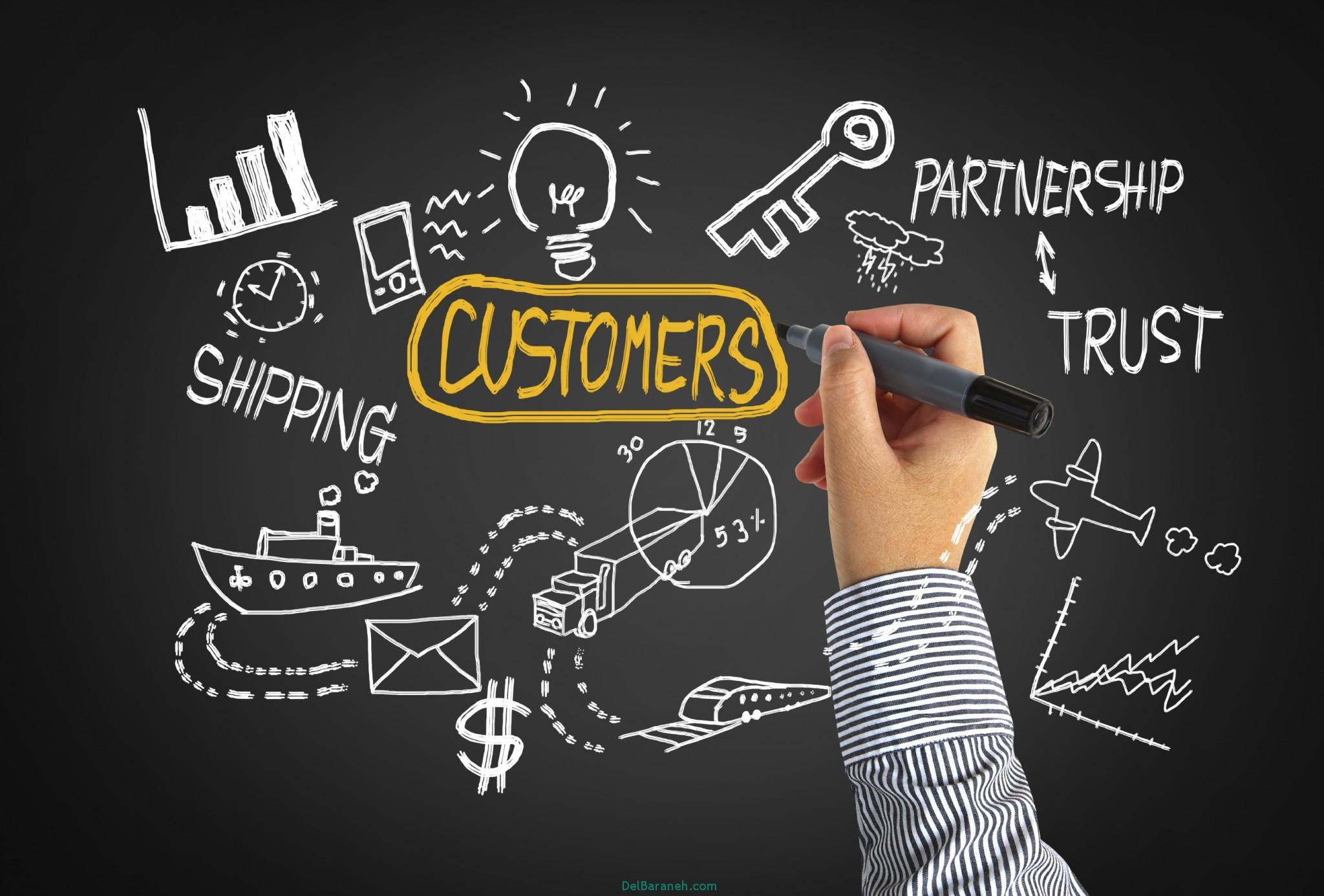 جدیدترین تکنیک های فروش در بازاریابی را بدانید