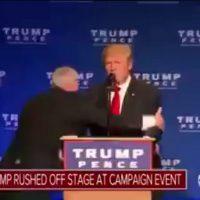کلیپ ترور ناموفق دونالد ترامپ رئیس جمهور آمریکا + علت ترور ترامپ