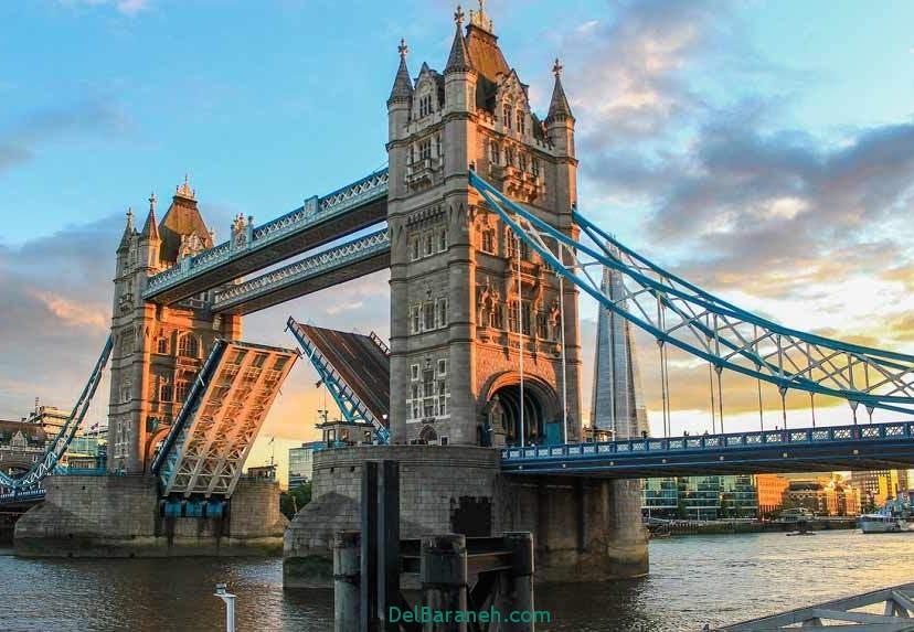 تاور بریج، لندن، انگلیس