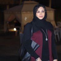 عکس بازیگران در افتتاحیه نمایشگاه بهاره افشاری بهمن ۹۵