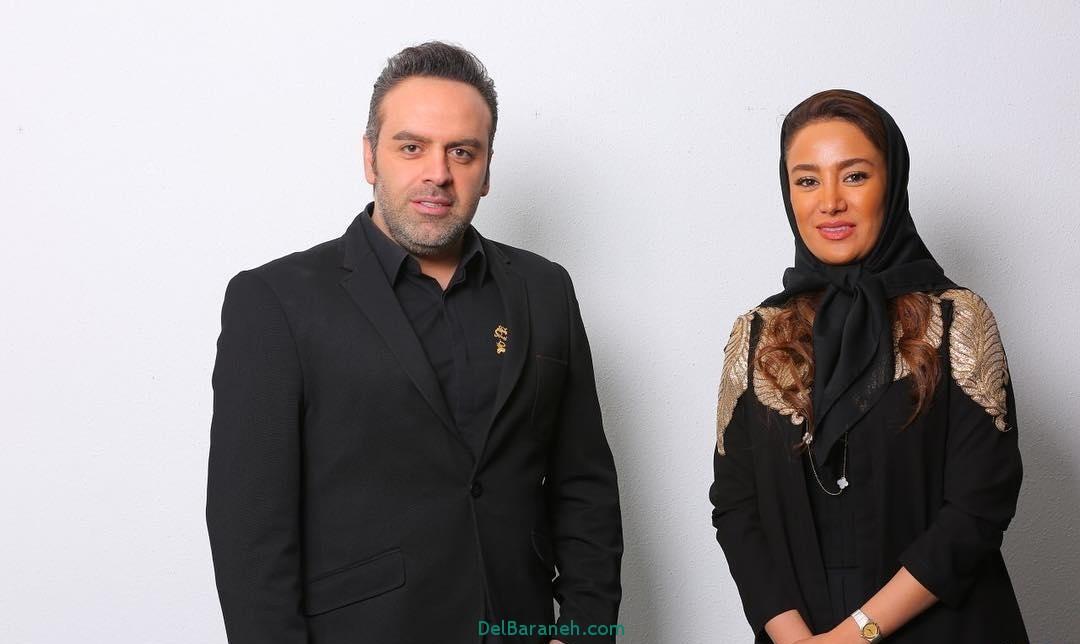 افتتاحیه نمایشگاه بهاره افشاری (11)
