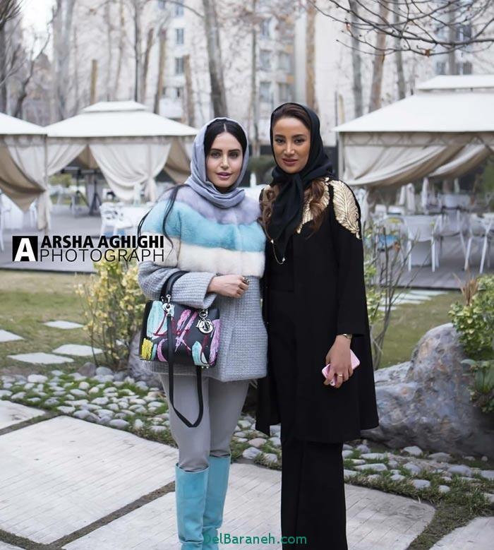 افتتاحیه نمایشگاه بهاره افشاری (14)