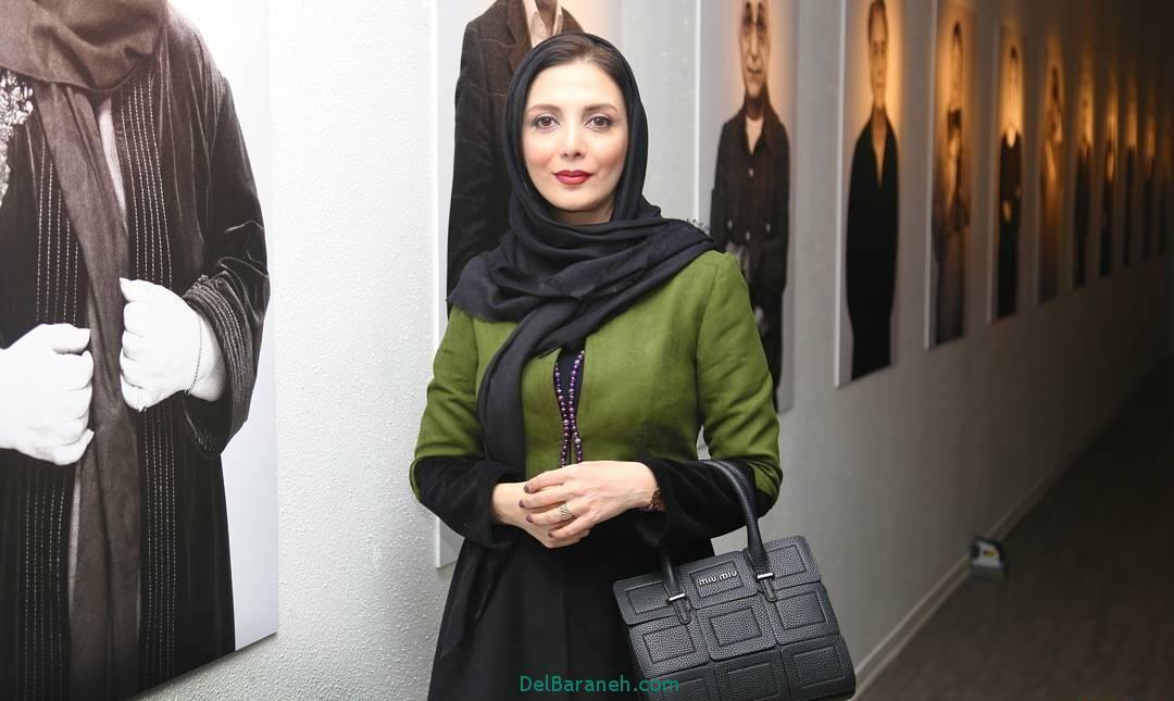 افتتاحیه نمایشگاه بهاره افشاری (16)