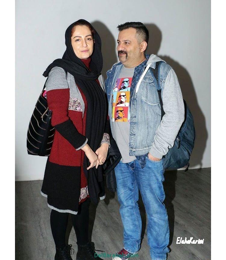 افتتاحیه نمایشگاه بهاره افشاری (17)