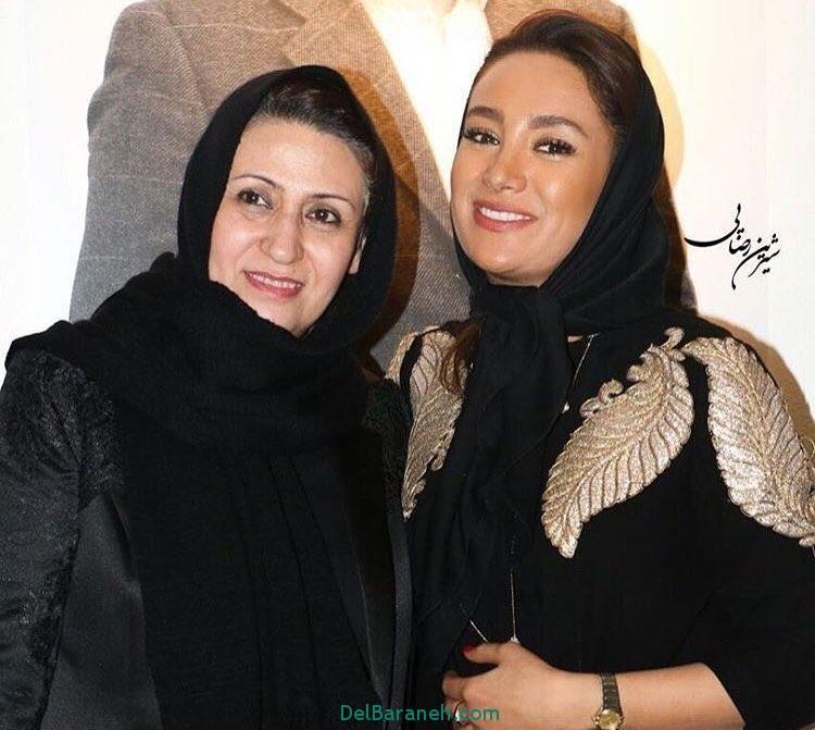 افتتاحیه نمایشگاه بهاره افشاری (2)