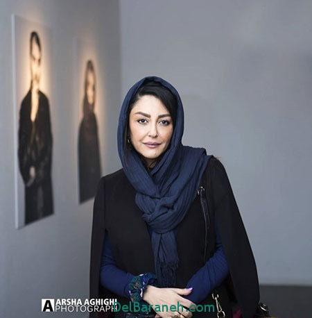 افتتاحیه نمایشگاه بهاره افشاری (7)