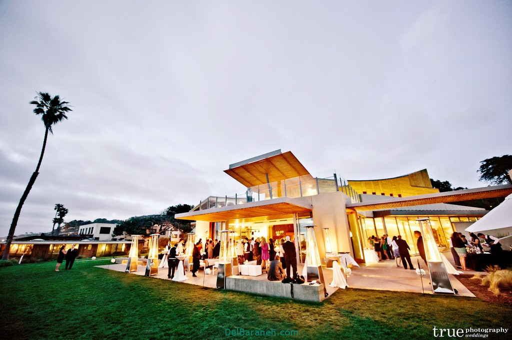 دکوراسیون و چیدمان باغ و تالار عروسی (10)