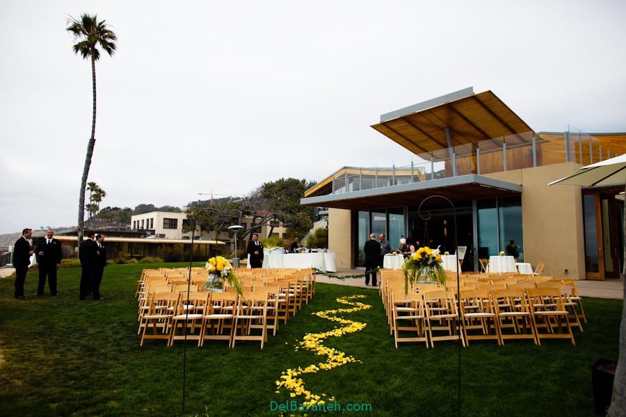 دکوراسیون و چیدمان باغ و تالار عروسی (24)