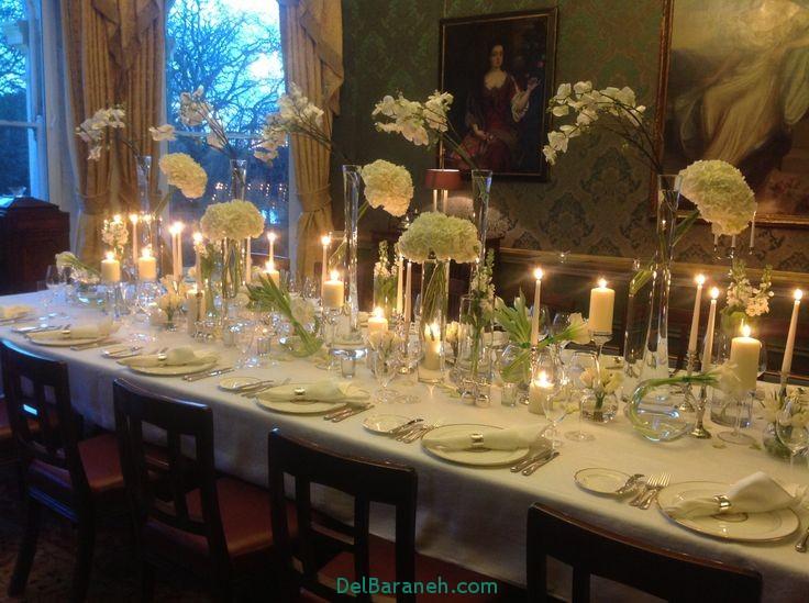 دکوراسیون و چیدمان باغ و تالار عروسی (4)