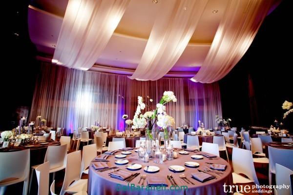 دکوراسیون و چیدمان باغ و تالار عروسی (5)