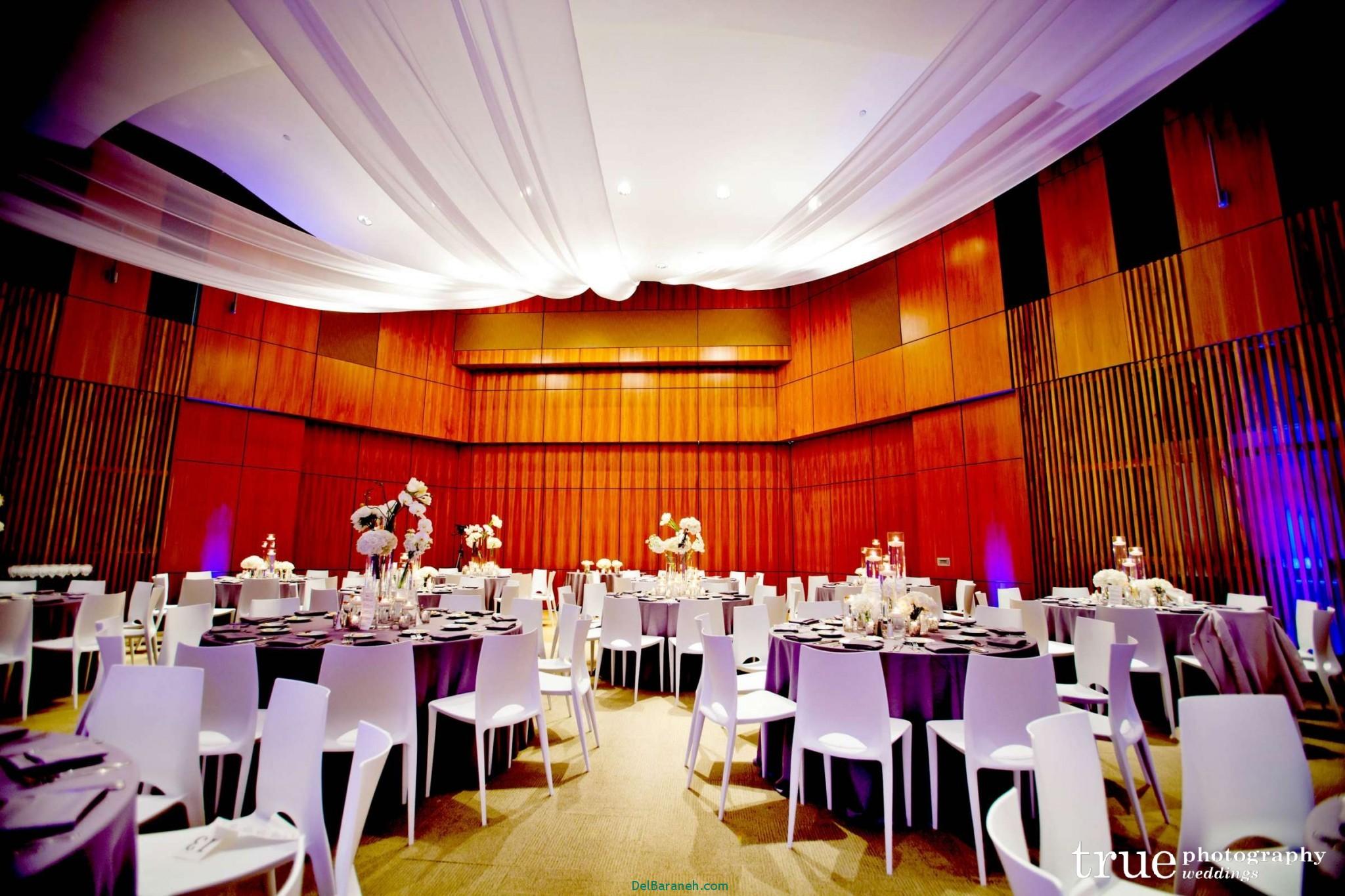 دکوراسیون و چیدمان باغ و تالار عروسی (8)