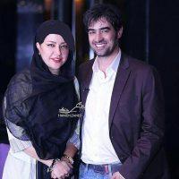عکس حضور همسر و پسر شهاب حسینی در جشنواره فیلم فجر ۹۵