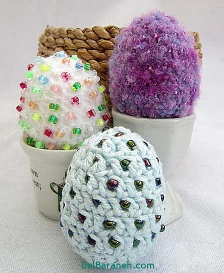 مدل تخم مرغ رنگی نوروز 96 (25)